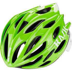 Kask Mojito X Casque, green/white
